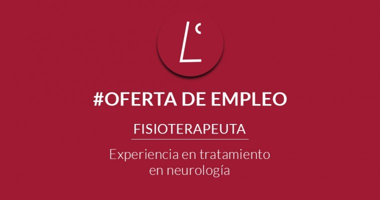 Buscamos Fisioterapeuta
